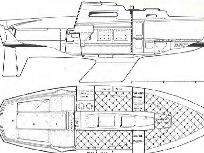 Viggen 23 (Camilla) Plan image - 1