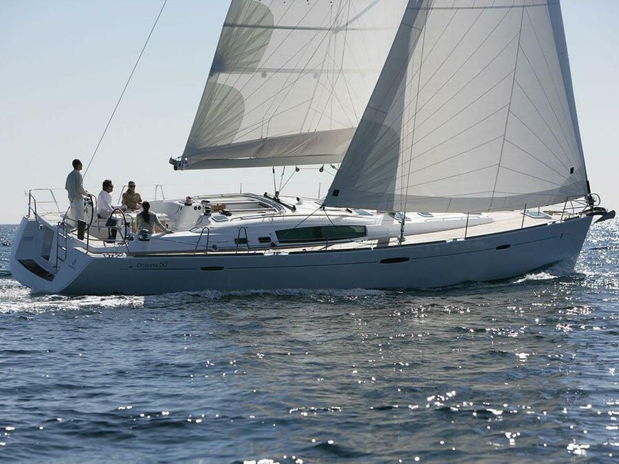 Oceanis 50 (O50-10-A) Main image - 0