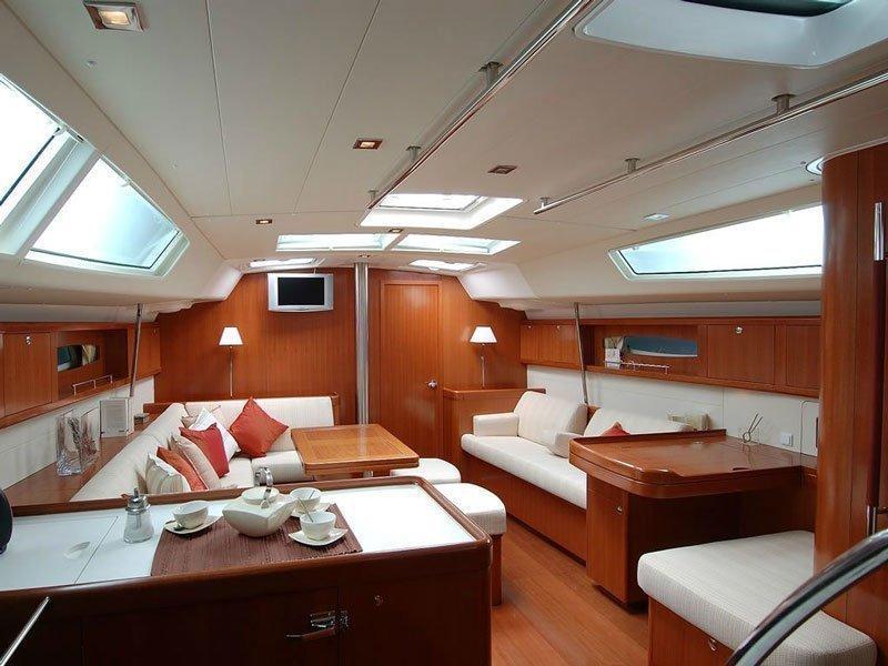 Oceanis 50 (O50-10-A) Interior image - 1