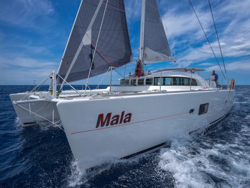 Lagoon 570 Mala (Top crew-unique experience) Main image - 0