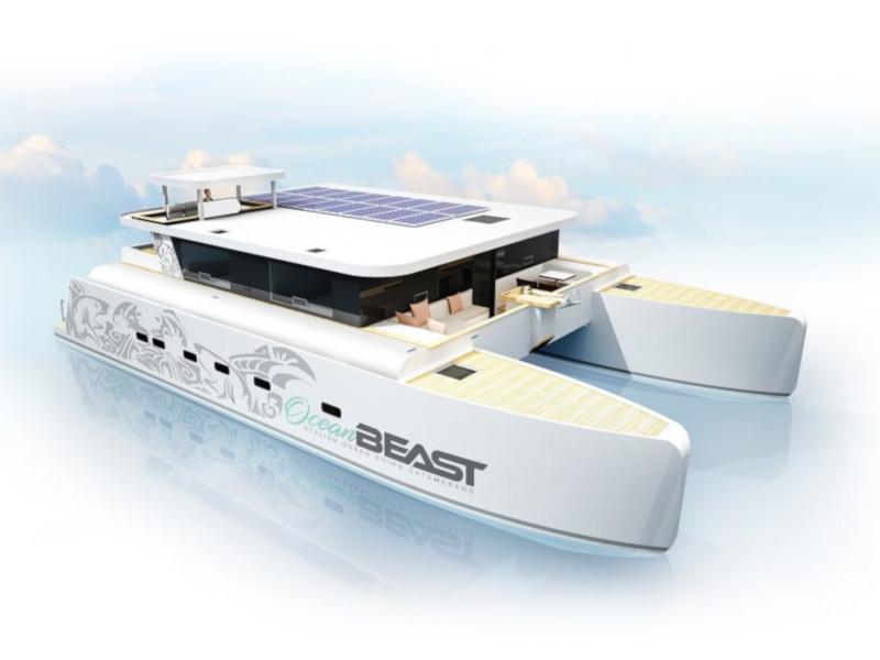 Ocean Beast 65 (Irina Full Charter (8 Pax)) Main image - 0