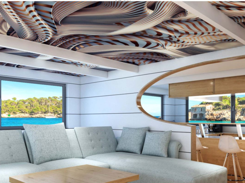 Ocean Beast 65 (Irina Full Charter (8 Pax)) Interior image - 8