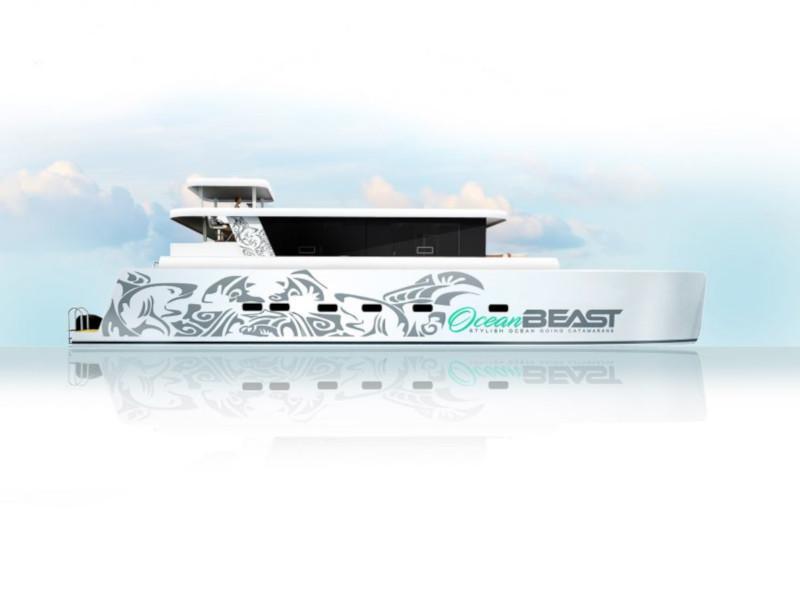 Ocean Beast 65 (Irina Full Charter (8 Pax))  - 5