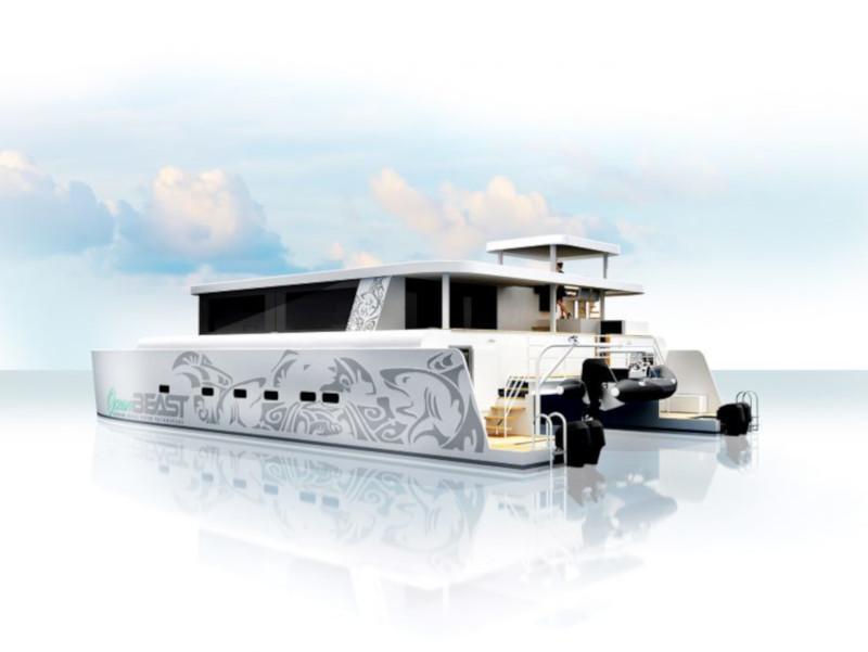 Ocean Beast 65 (Irina Full Charter (8 Pax))  - 6
