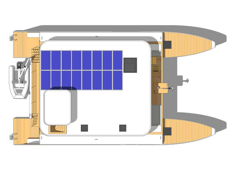 Ocean Beast 65 (Irina Full Charter (8 Pax))  - 4
