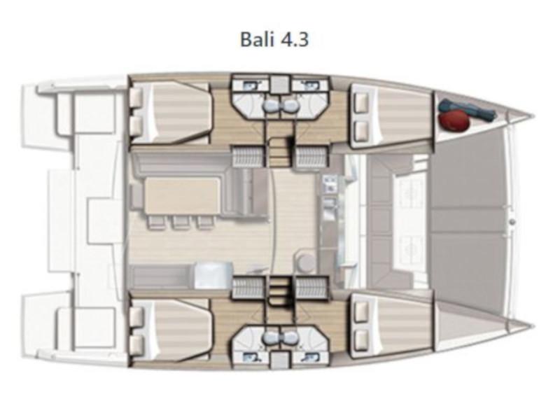 Bali 4.3 (CL- B43-17-G) Plan image - 1