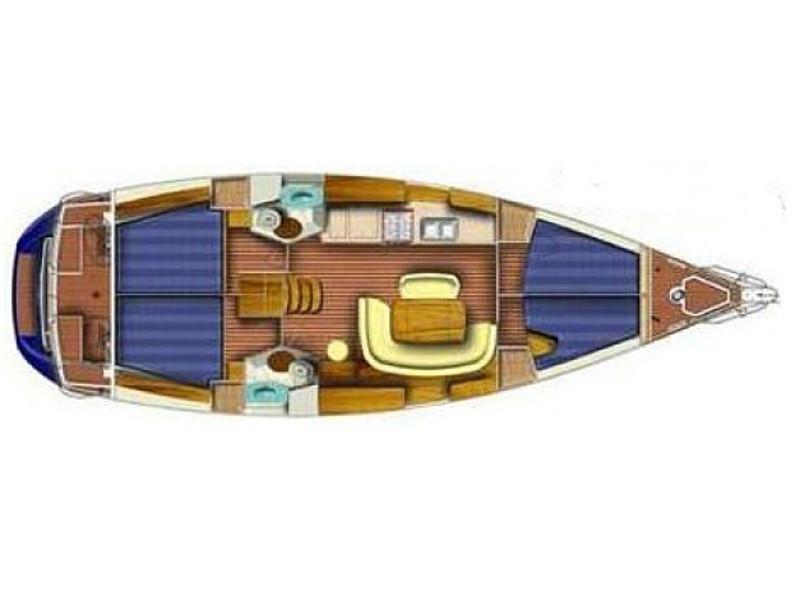 "Sun Odyssey 45 (""MondoX"" refit 2019) Plan image - 11"
