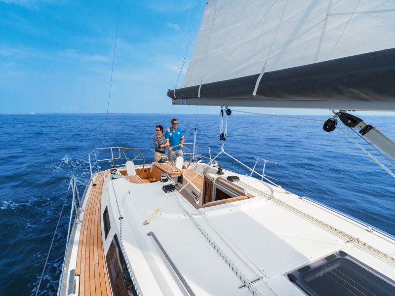 Bavaria 34 Cruiser (Free Spirit)  - 7