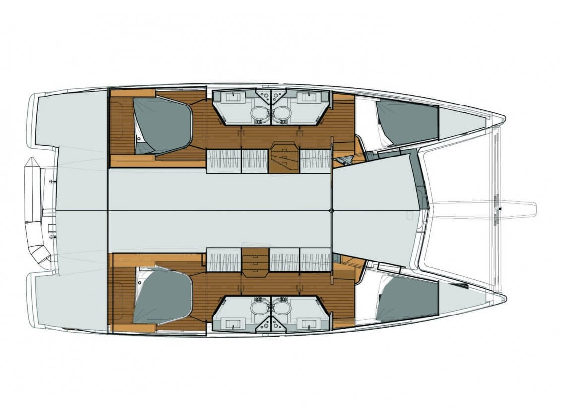 Lucia 40 (Aquila (!!!from Monday)) Plan image - 2