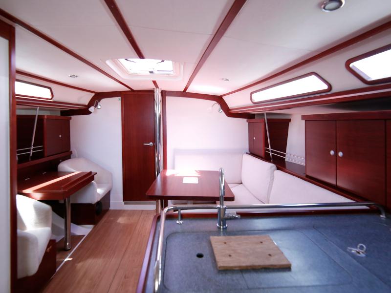 Hanse 400 (Freddo) Interior image - 14