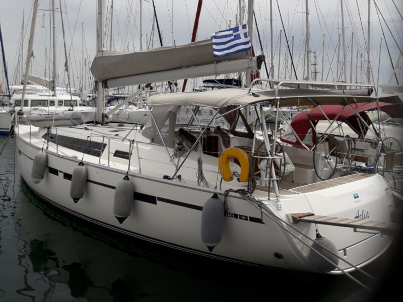 Bavaria Cruiser 46 (AELIA)  - 21