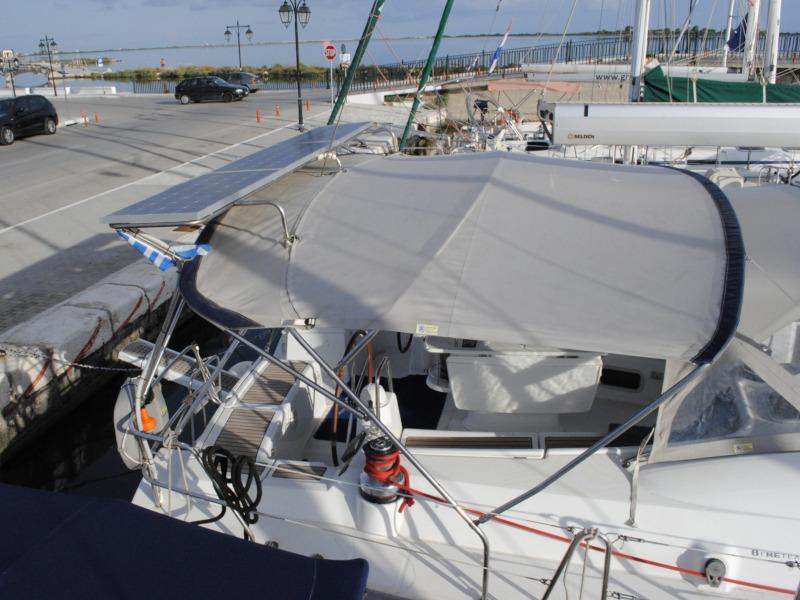 Oceanis 54 (SIRENA De ORO (air condition, generator))  - 8
