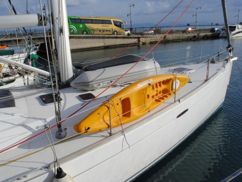 Oceanis 54 (SIRENA De ORO (air condition, generator))  - 13