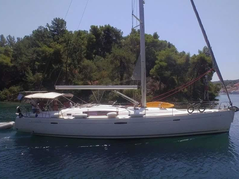 Oceanis 54 (SIRENA De ORO (air condition, generator))  - 18
