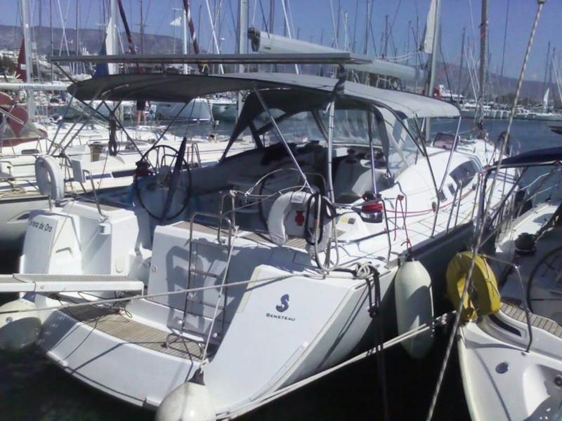 Oceanis 54 (SIRENA De ORO (air condition, generator))  - 3
