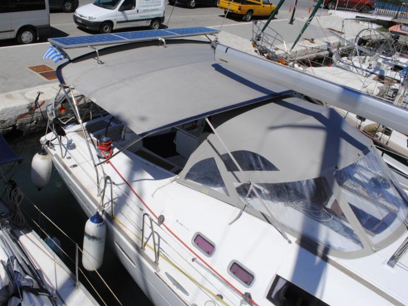 Oceanis 54 (SIRENA De ORO (air condition, generator))  - 16