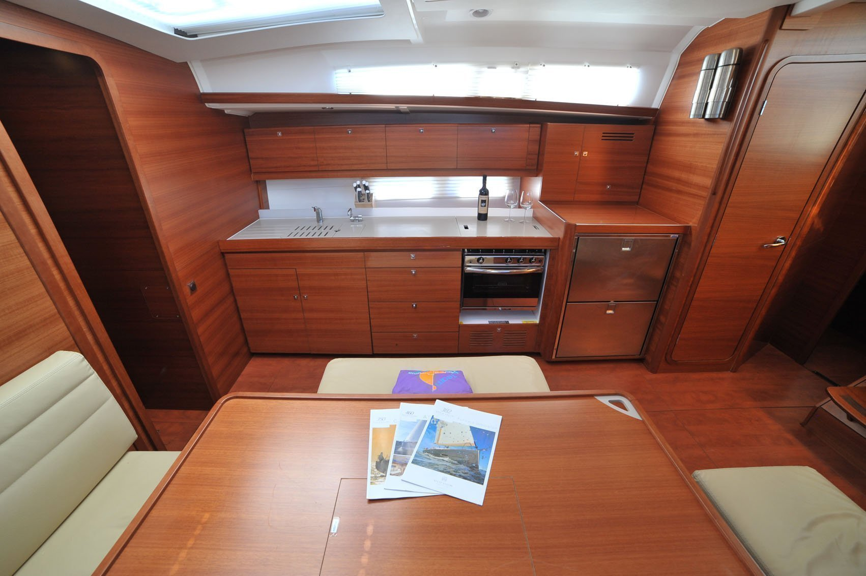 Dufour 460 Grand Large (Rubia)  - 21