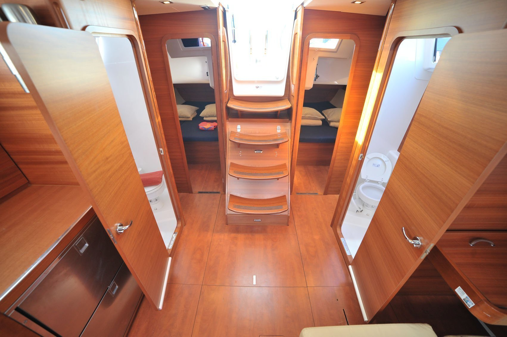 Dufour 460 Grand Large (Rubia)  - 11
