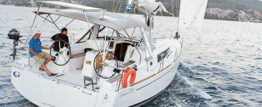 Oceanis 38.1 (SIRINA)  - 2