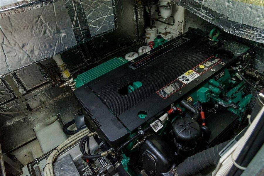 Najad 570 CC (PINK CLOUD (AC and generator) - skippered )  - 4