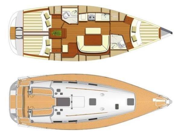 Dufour 385 (IRO)  - 5