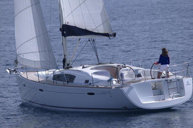 Oceanis 43 (SCARPANTO)  - 12