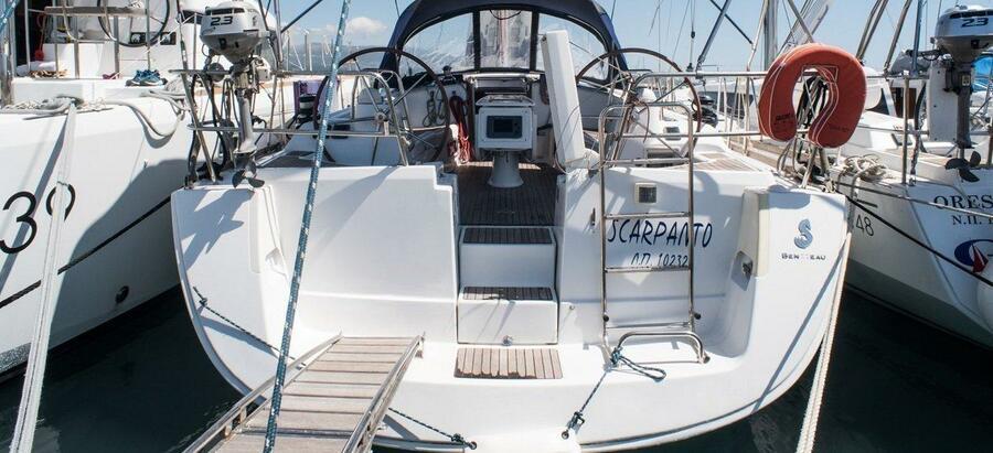 Oceanis 43 (SCARPANTO)  - 11