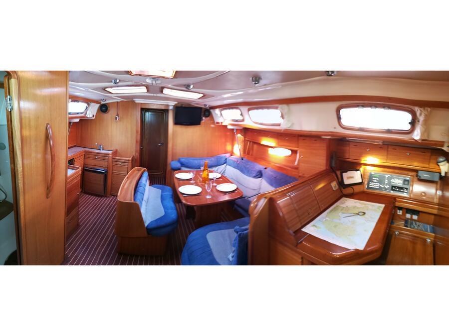Bavaria 46 Cruiser (Enalia (Refit 2019)) Plan image - 9
