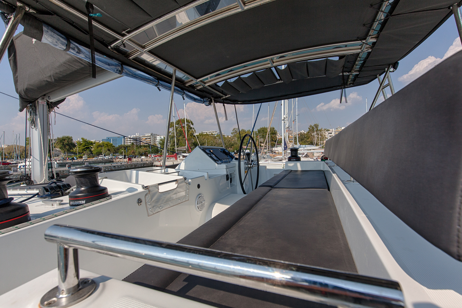 Lagoon 450  Flybridge (Smile)  - 3