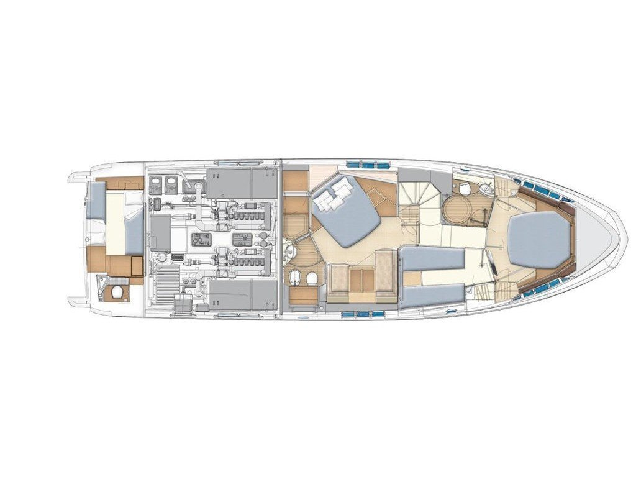 Azimut 60 (STELLA) Plan image - 4