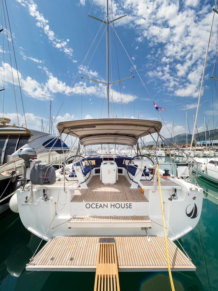 Oceanis 51.1 (OCEAN HOUSE (WITH AC&GENERATOR))  - 9