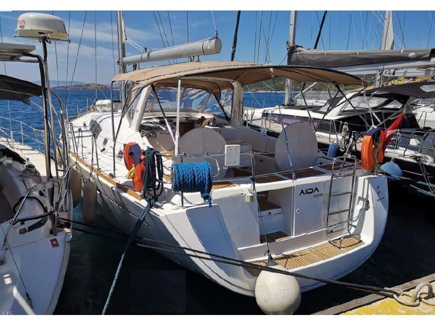 Beneteau 50 Oceanis (Aida) Main image - 0