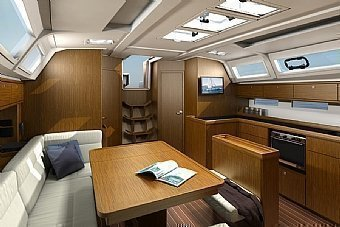 Bavaria Cruiser 46 (Queen Mary) Interior image - 14