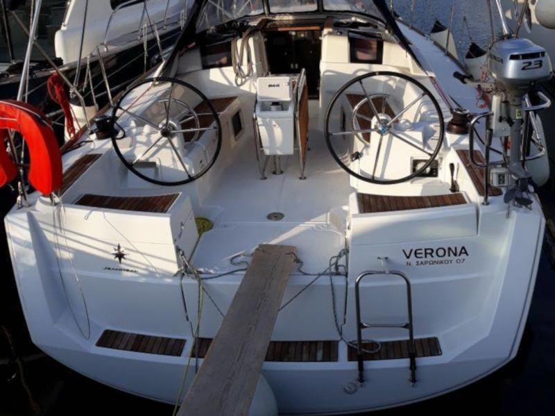 Sun Odyssey 389 (Verona)  - 1
