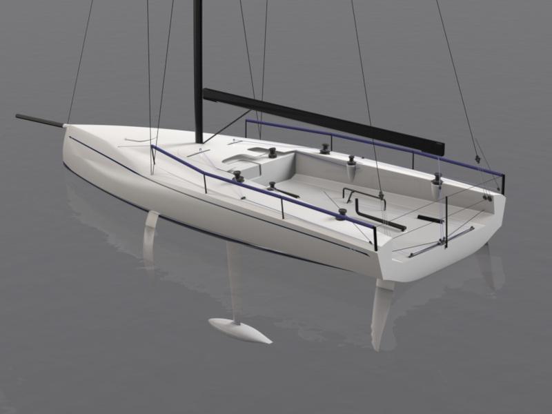 ClubSwan 36 (no name) Plan image - 1