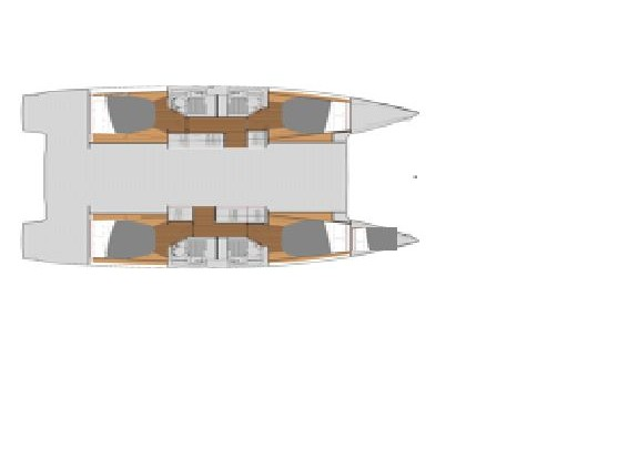 Astréa 42 (Gabian) Plan image - 2