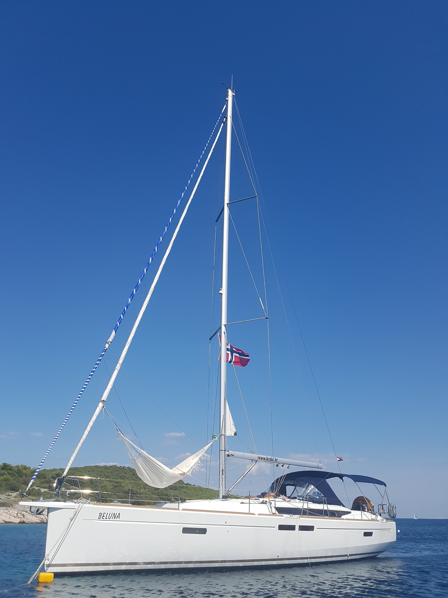 Sun Odyssey 479 (BELUNA)  - 2
