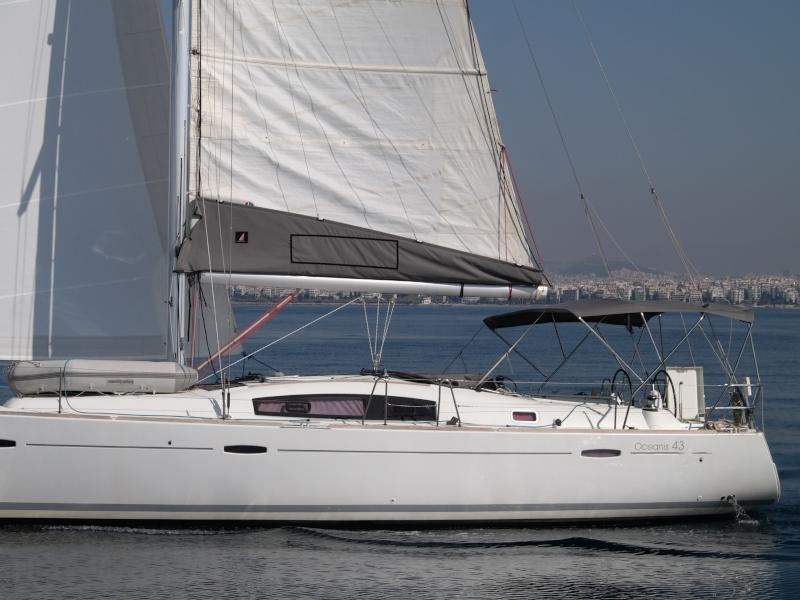Oceanis 43 (FANTASEA)  - 4