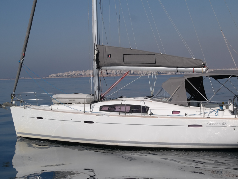 Oceanis 43 (FANTASEA)  - 1