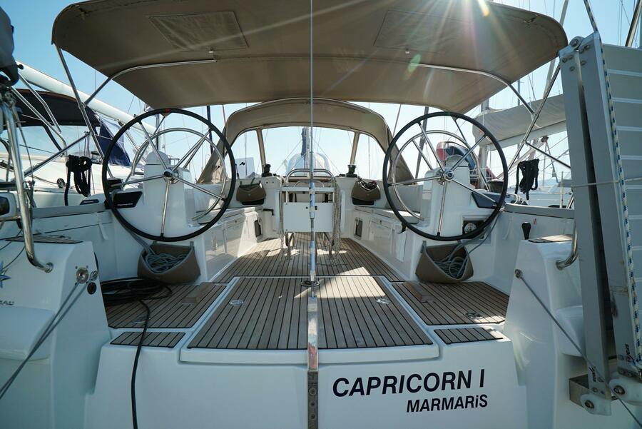 Sun Odyssey 479 (Capricorn)  - 16