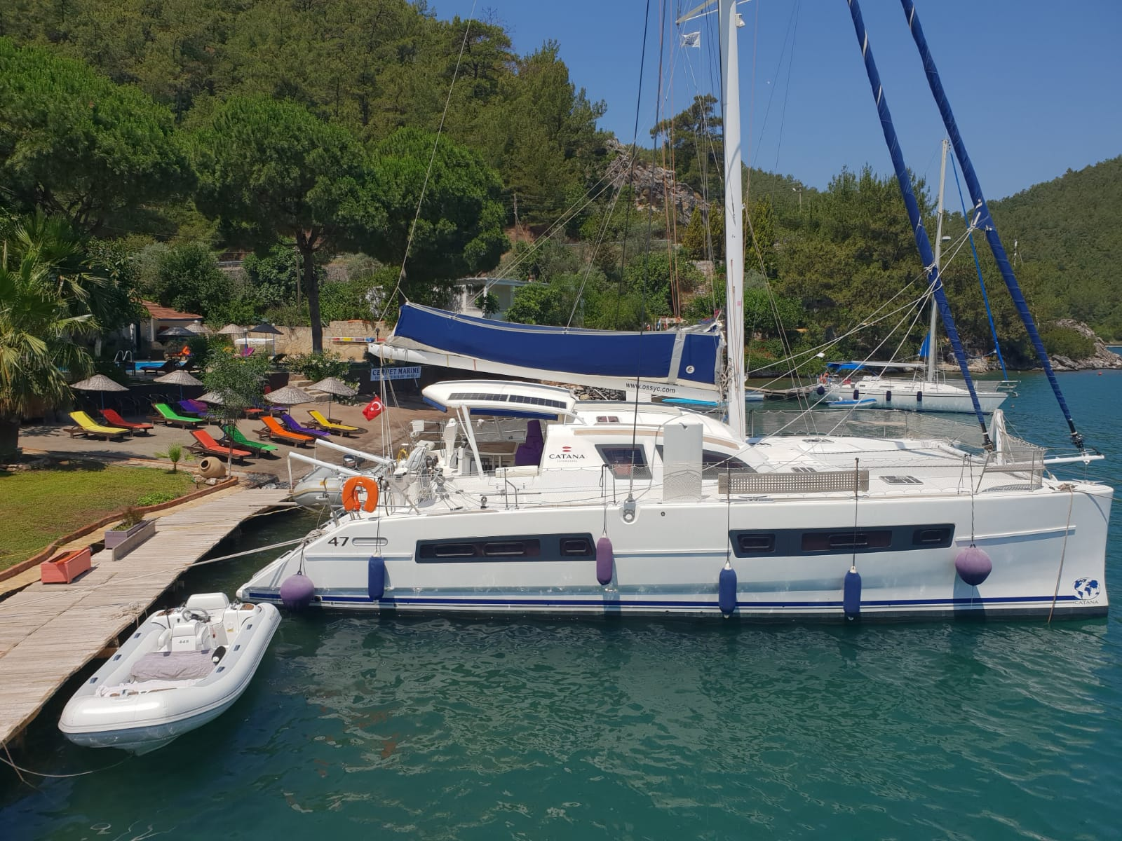 Catana 47 Carbon (Xenia II)  - 6