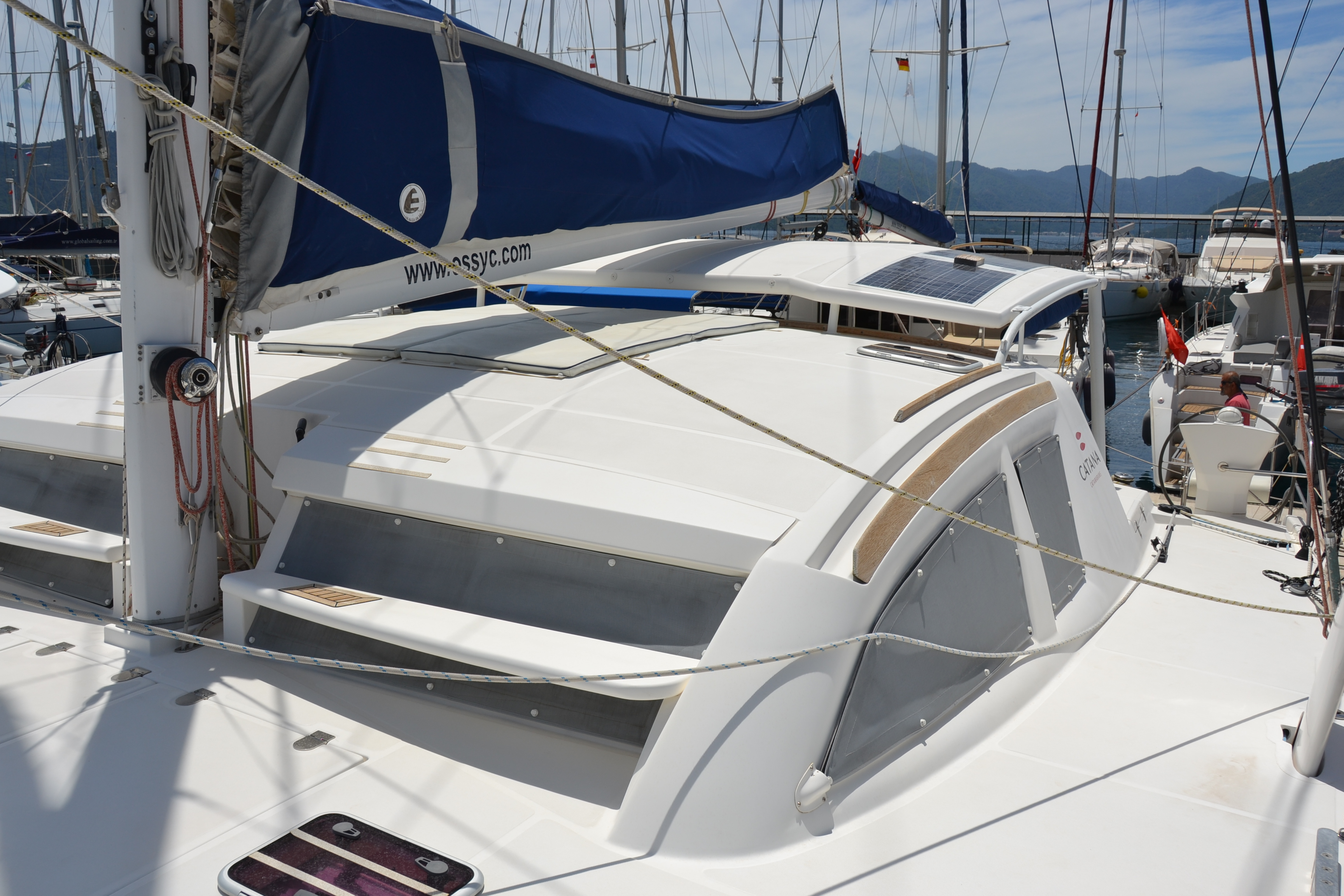 Catana 47 Carbon (Xenia II)  - 5