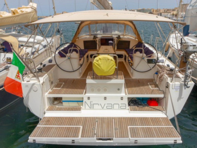 Dufour 500 Grand Large (Nirvana (refit 2020))  - 8