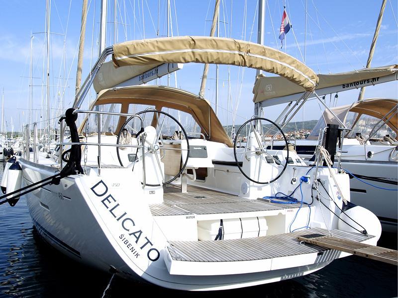Dufour 450 Grand Large (DELICATO) Main image - 0