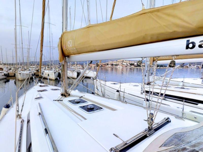Dufour 450 Grand Large (DELICATO)  - 12