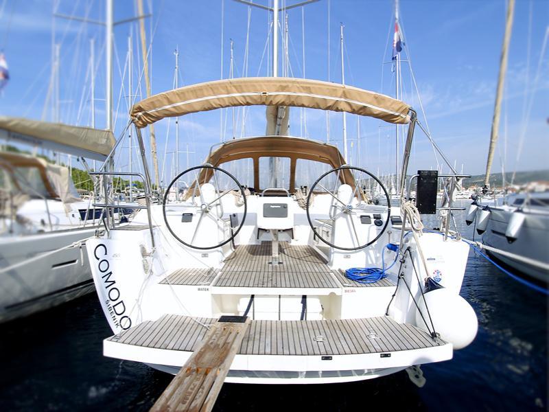 Dufour 450 Grand Large (COMODO)  - 2