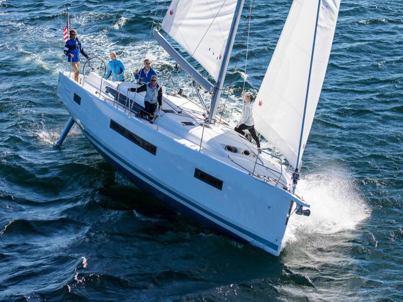 Sun Odyssey 490 (Calypso)  - 8