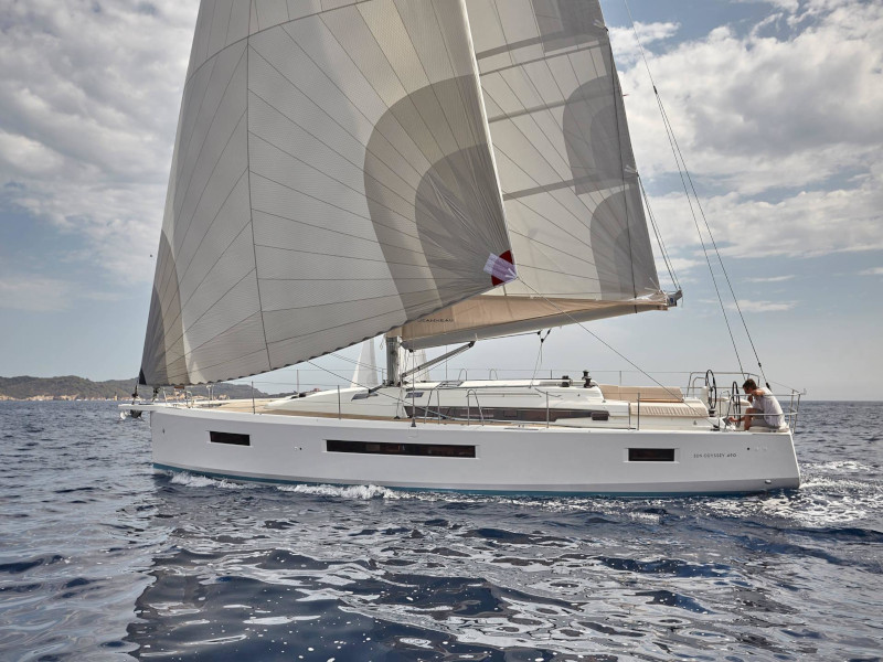 Sun Odyssey 490 (Calypso)  - 5