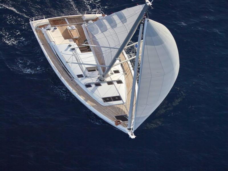 Sun Odyssey 490 (Calypso)  - 3