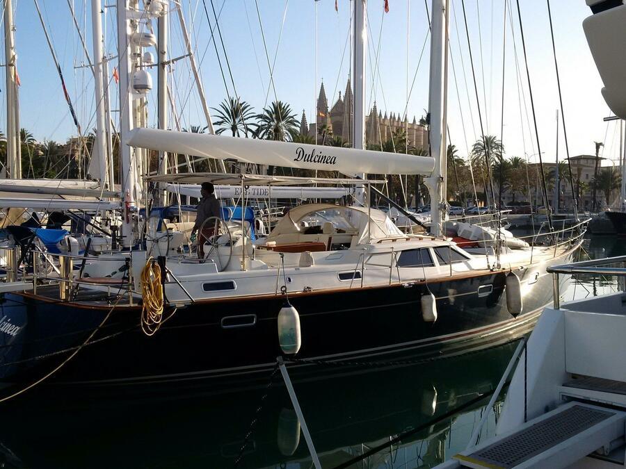 Dixon Yacht Dulcinea 63 (Dulcinea) Main image - 0